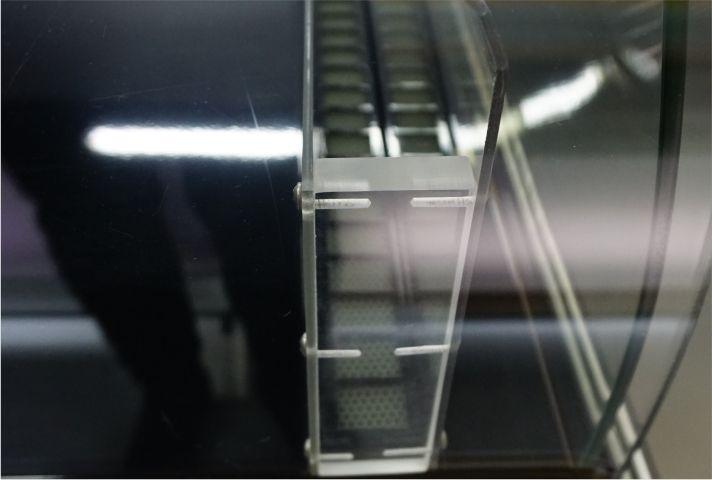 oświetlenie LED w regalechłodniczym