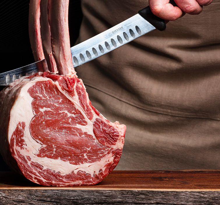 Sprzedaż mięsa polega na właściwej jego prezentacji