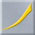 srebrnoszary z żółtym dekorem (E)